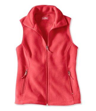 trail mode pink vest